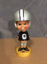 1975 Sports Specialties NFL Dallas Cowboys Bobblehead Blue Jersey Rare
