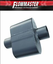 "Flowmaster 842515 Stainless Steel Super 10 Series Race Muffler 2.5"" 409S"