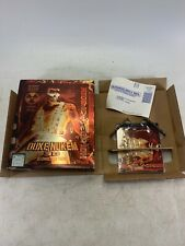 Duke Nukem 3D Atomic Edition 1996 PC CD Box Collection GAME IS SEALED IBM