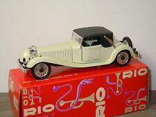 1927 Bugatti Royale  - Rio 36 Italy 1:43 in Box *28761