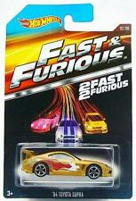 Fast & Furious Diecast Vehicles