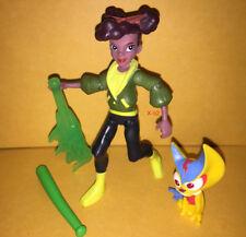 TMNT toy APRIL girl figure w pet mayhem Rise of the Teenage Mutant Ninja Turtles