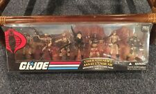GI Joe Cobra Desert Assault Squad MISB (Complete w/ 7 Figures)