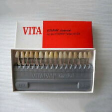 Quality Dental Equipment Teeth Whiting Porcelain VITA Pan Classical 16Color DF