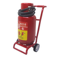 FIRE EXTINGUISHER 1/12 scale dollhouse cast alloy miniature tool