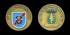 Challenge Coin - US Army 20th Special Forces Group