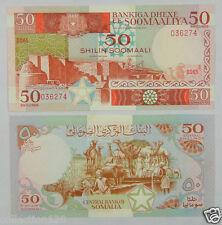 Somalia Banknote 50 Shillings 1986 UNC