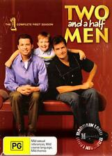 TWO and a half MEN SEASON 1 : NEW DVD