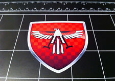 TOYOTA MR2 MK1 AW11 1985-89 bird badge / emblem style vinyl decal / sticker