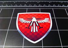 TOYOTA MR2 MK1 AW11 1985-89 bird badge / emblem style vinyl decal / sticker