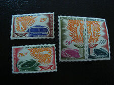 CONGO (brazzaville) - timbre - yvert et tellier aerien n° 21 a 24 n** (A7) stamp