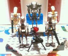 Lego Star Wars Custom Citadel Training Droids B1, Super & Commando