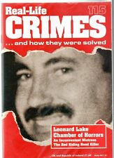 Real-Life Crimes Magazine - Part 115