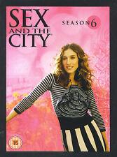 Sex and the City : Season 6 (5 DVD)