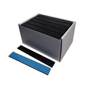 100 Stück Kleberiegel 12x5g | Klebegewichte 6kg | Wuchtgewichte Felgen, SCHWARZ