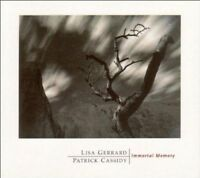 Lisa Gerard & Patrick Cassidy - Immortal Mémoire Neuf CD