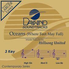 Hillsong United - Oceans Where Feet May Fail - Accompaniment / Performance Track