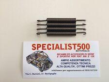 KIT MOLLE INTERNE AL TAMBURO PER RICHIAMO CEPPI FRENO FIAT 500 - 126 (595 cc)