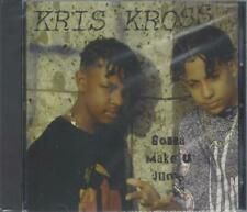 KRIS KROSS GONNA MAKE U JUMP  90s HIP HOP/URBAN NEW CD