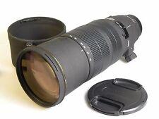 NIKON AF: SIGMA EX 120-300 mm f/2.8 APO D HSM Objectif