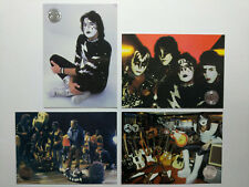 KISS  Collectors Cards (4 Pack)