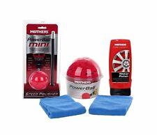 Mothers Powerball, Powerball Mini, PowerMetal Polish & 2 Microfiber Towels