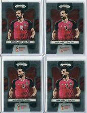 (4) 2016-17 Select Soccer Mohamed Salah LOT #54 EYGPT