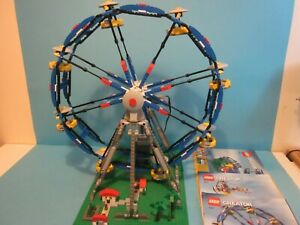 Lego Creator. 3 in 1. Ferris Wheel. 2007 Release. Complete with Instructions