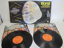 Elvis Aloha From Hawaii Via Satellite Quadra Disc VPSX-6089 2 Vinyl Record Set