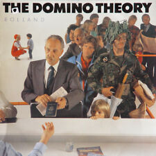 THE DOMINO THEORY Bolland NED Press A & M AMLH 64941 1983 LP