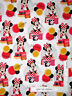 Disney Minnie Mouse Shopping on White Cotton Fabric Springs CP65628 By The Yard