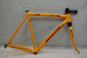 1997 Cannondale Multisport 4000 Racing Tri Bicycle Frame Set Large 60cm Charity!