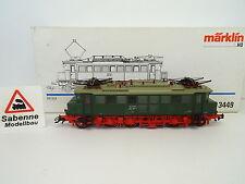 Märklin h0 3449 E-Lok BR 204 001-2 DR vert neuf dans sa boîte m1254