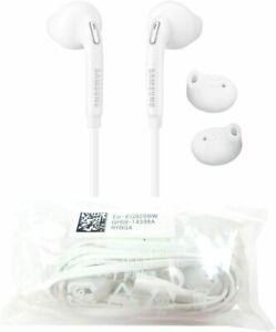 Genuine Samsung Headphones with Mic Earphones For S10 S9 S8 S7 Edge Note  EG920