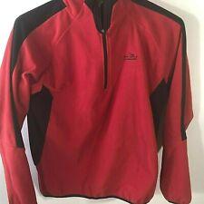 Craghoppers Bear Grylls Red Fleece Jacket Full Zip Large Lightweight