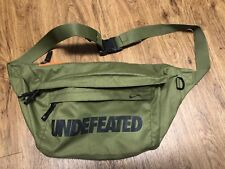 NEW UNDEFEATED NIKE ComplexCon Olive Orange SHOULDER BAG CROSS BODY Messenger