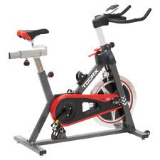 CYCLETTE SPINNING SPIN BIKE TOORX SRX 50 VOLANO 20 KG FITNESS
