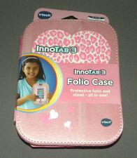 Innotab 3 Pink Heart Folio Case Vtech NEW Accessories