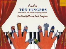 Fun for Ten Fingers - Easy Pieces & Puzzles For Young Pianists