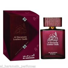 Leather Oudh EDP Spray Unisex by Al Haramain - Floral, Woody, Leather, Musky
