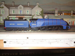 Hornby R3701 Class A4 Loco Sir Walter Whigham DCC  Boxed Used OO scale