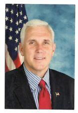 48th Vice President Mike Pence Unused Postcard 4x6 Art MD17