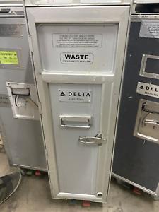 Delta 747 Full Size Trash Galley