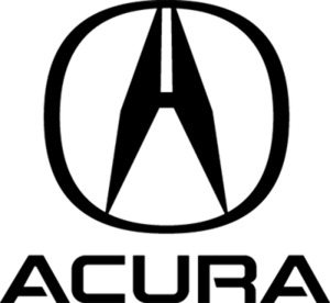 New Genuine Acura Front Rubber Set 04731S6M000 / 04731-S6M-000 OEM