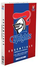 NRL: Essentials - Newcastle Knights  DVD $13.99