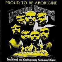 Tjapukai Dancers-Proud To Be Aborigine-CD-1990 Jarra Hill Records-David Hudson