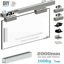 hercules glass sliding door gear set for sliding glass doors 2000m track 100kg