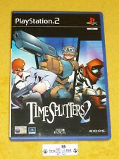 TIME SPLITTERS 2 NUOVO NEW Sony PS2  Playstation 2 TIMESPLITTERS 2