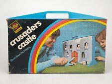 Vintage Airfix Games - Crusaders Castle (a42)