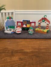 Fisher Price Little People Christmas Eve 1999 Limited Edition Lot